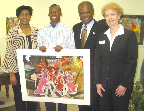 Congressman Scott Announces District-Wide High School Art ...